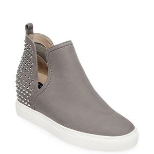 d92f20c841d Steven By Steve Madden Shoes - Steven by Steve Madden Coin Leather Wedge  Sneaker